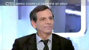 """Visuel d'Alain Grandjean dans l'émission """"c dans l'air"""". Cliquez pour voir l'émission"""