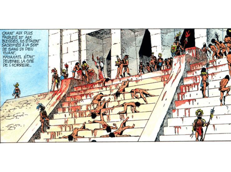 Thorgal - La cité du Dieu Perdu