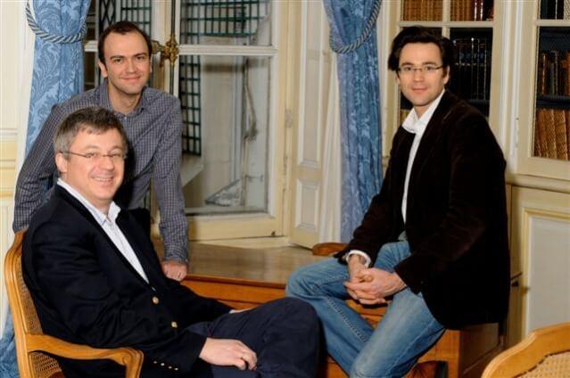 France Inter - Les 3 co-auteurs