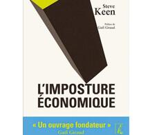 La venue de Steve Keen à Paris à l'occasion de la sortie de son  livre : l'imposture économique(1)