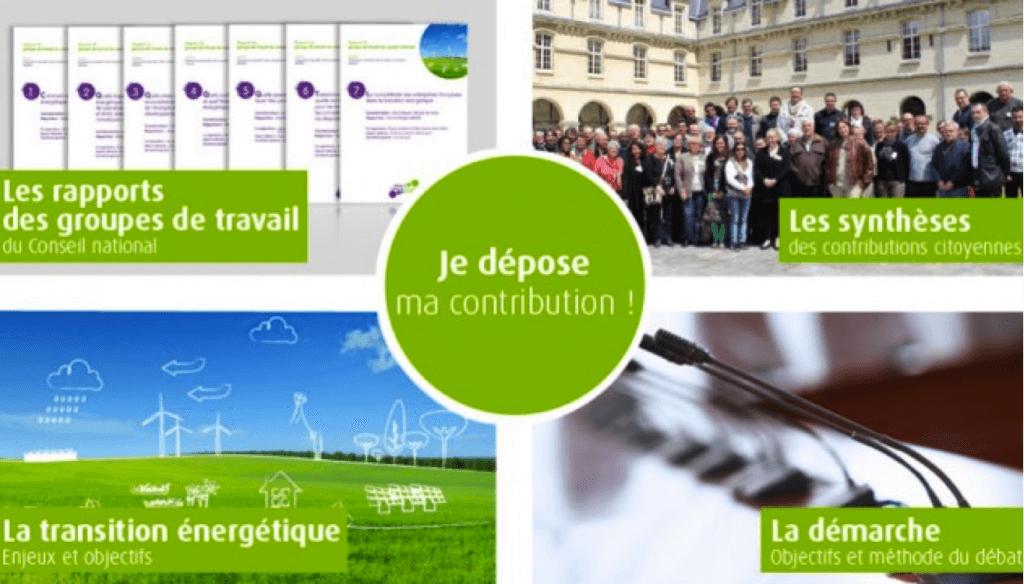 Le débat national sur la transition énergétique s'est terminé le 18 juillet 2013 (capture d'écran)
