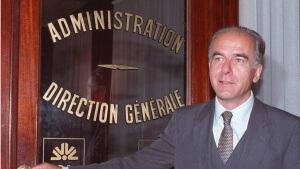 JY Haberer, Directeur du Trésor en 1978