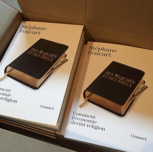 Couverture du livre des Marchés et des Dieux