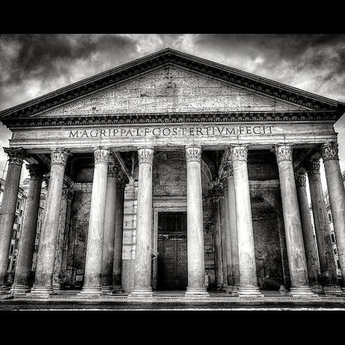 Le Panthéon à Rome - Miwok sur Flickr