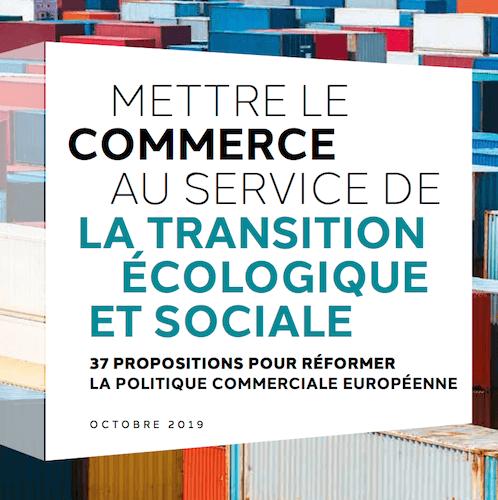 Mettre le commerce au service de la transition écologique et sociale